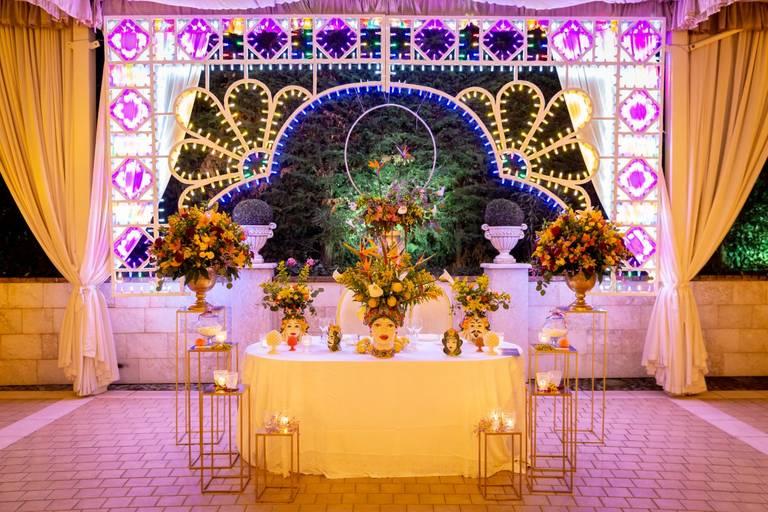 arcata siciliana matrimonio