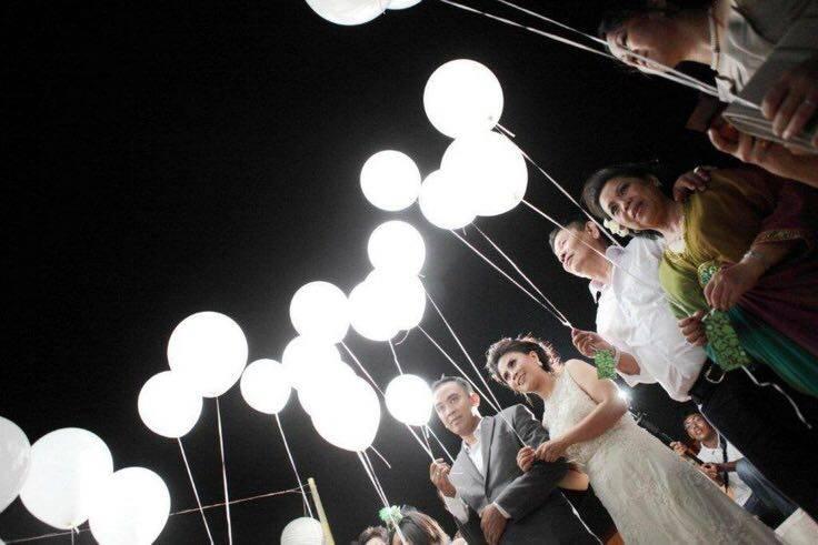 palloncini a led palloncini luminosi