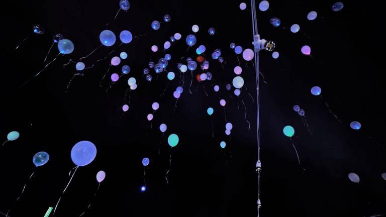 palloncini a led colori