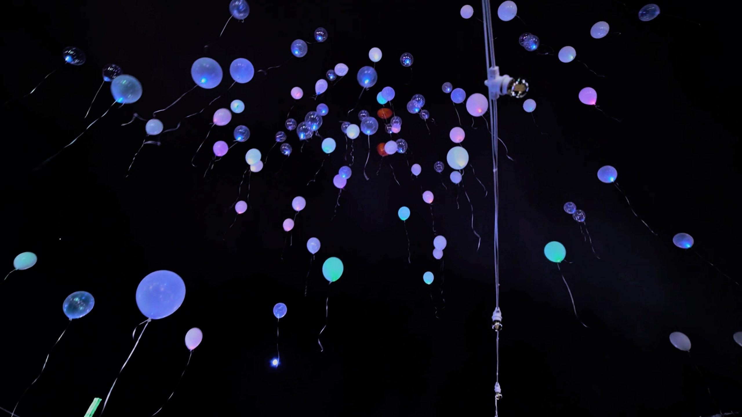palloncini a led palermo