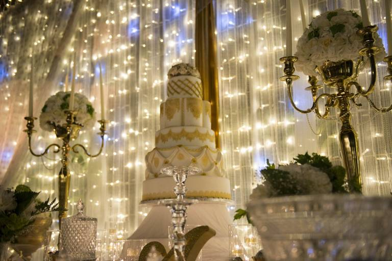 confettata wedding cake