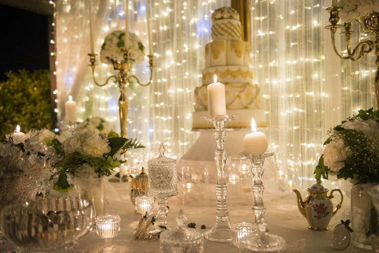 confettata torta matrimonio