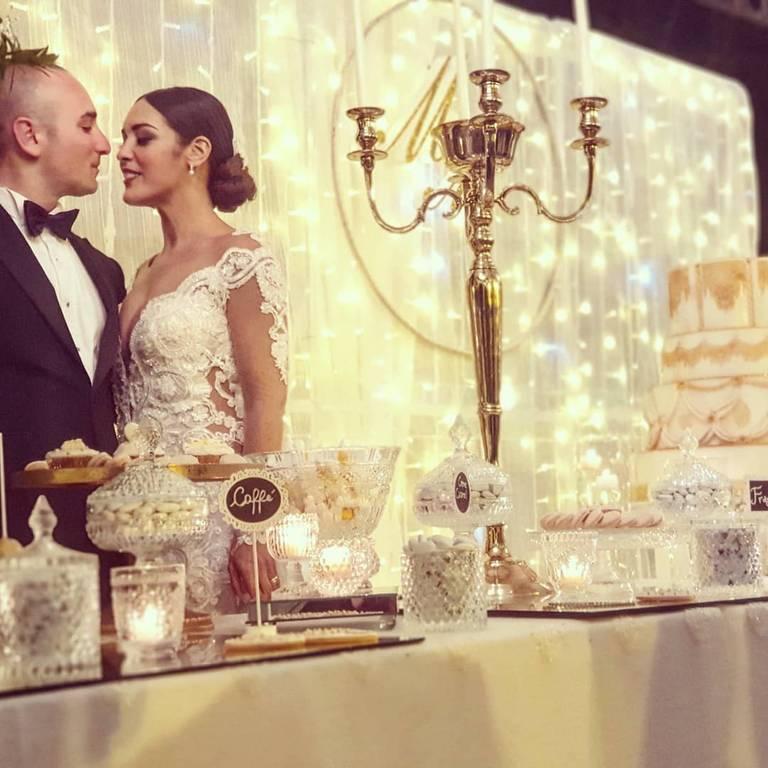 sposi confettata