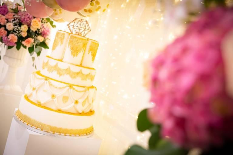 torta scenografica