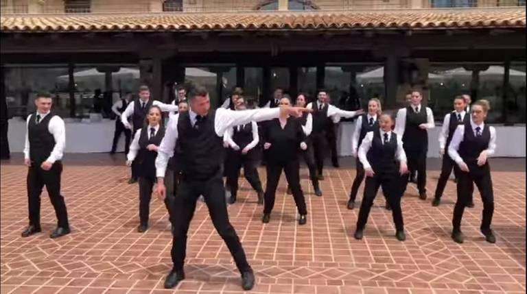 ballo camerieri
