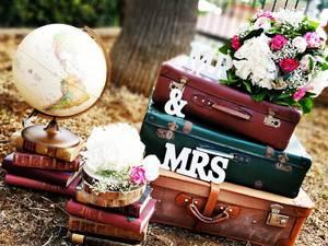 matrimonio tema viaggi