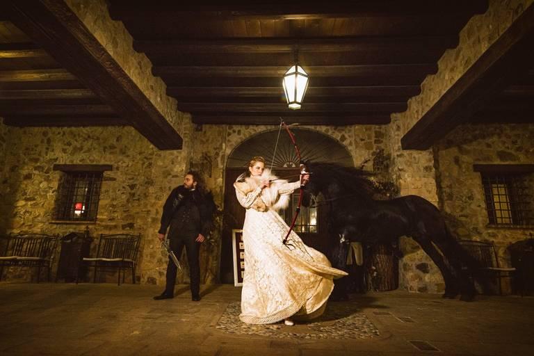 game of thrones inspirational wedding