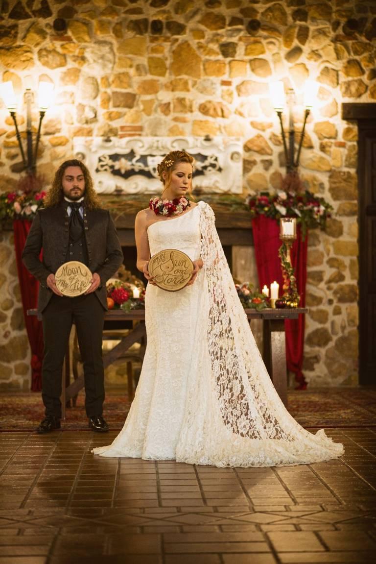 matrimonio trono di spade
