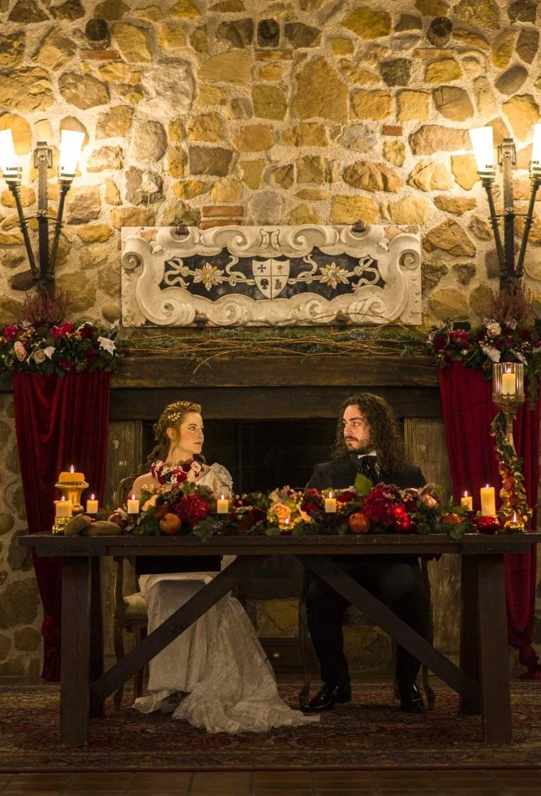 barbara eventii tavolo sposi
