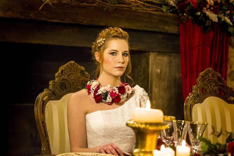 look impero sposa