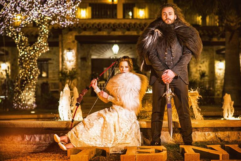 wedding game of thrones inspirations