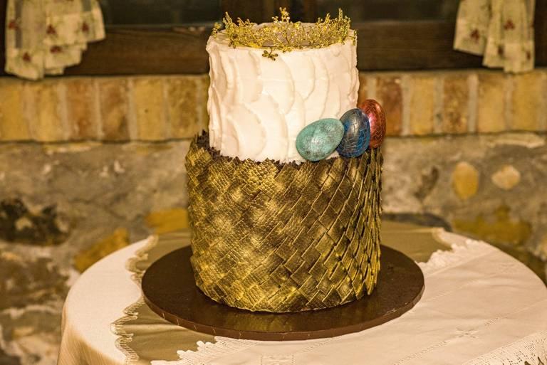 wedding cake got