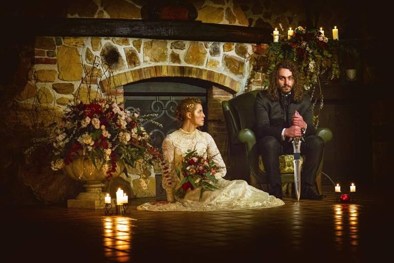 barbara eventi matrimonio invernale