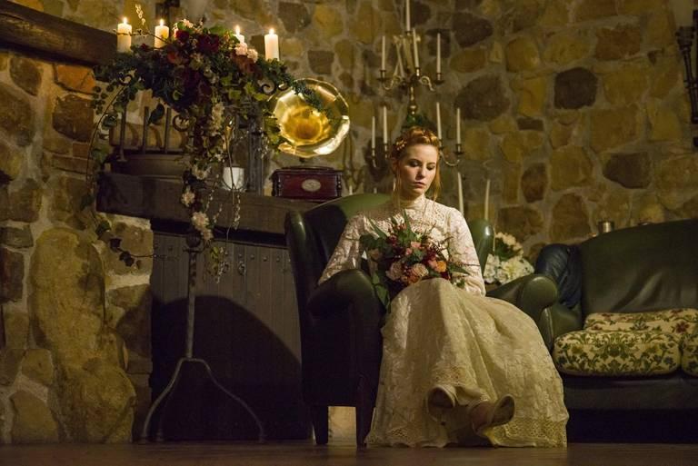 abito sposa antico