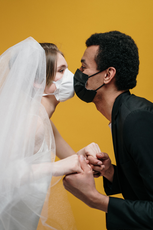 matrimonio mascherine