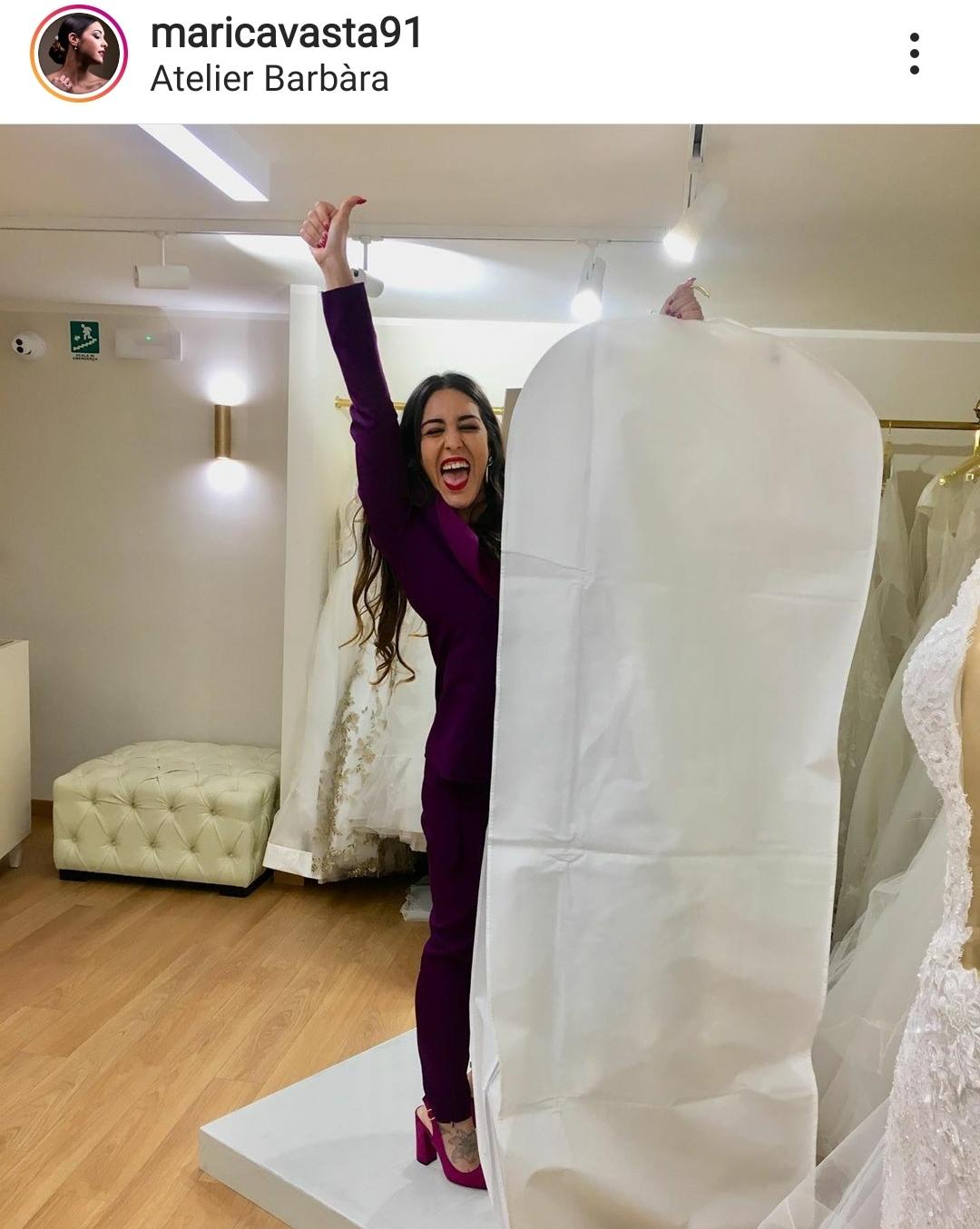 abito da sposa cercasi palermo