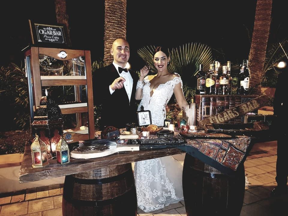 angolo sigari matrimonio sicilia