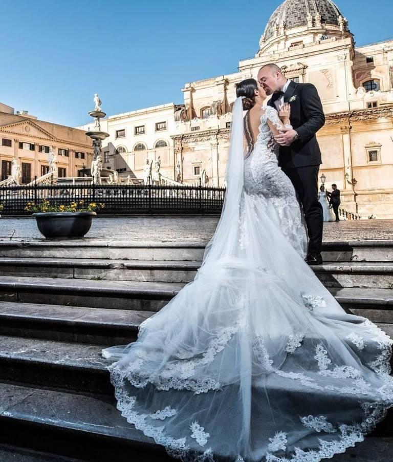 foto matrimonio palermo