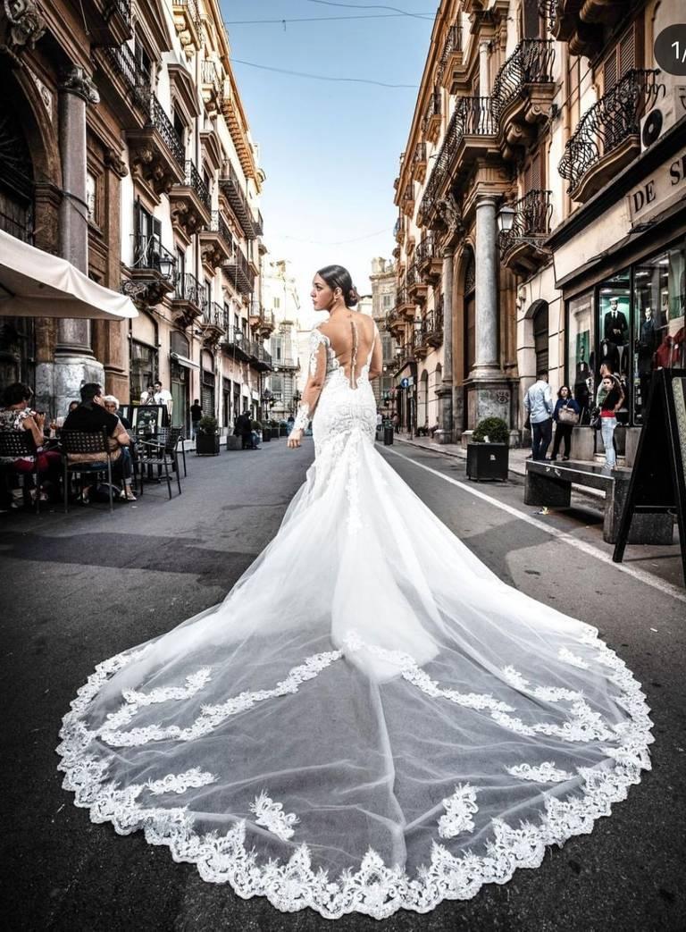 abito da sposa palermo