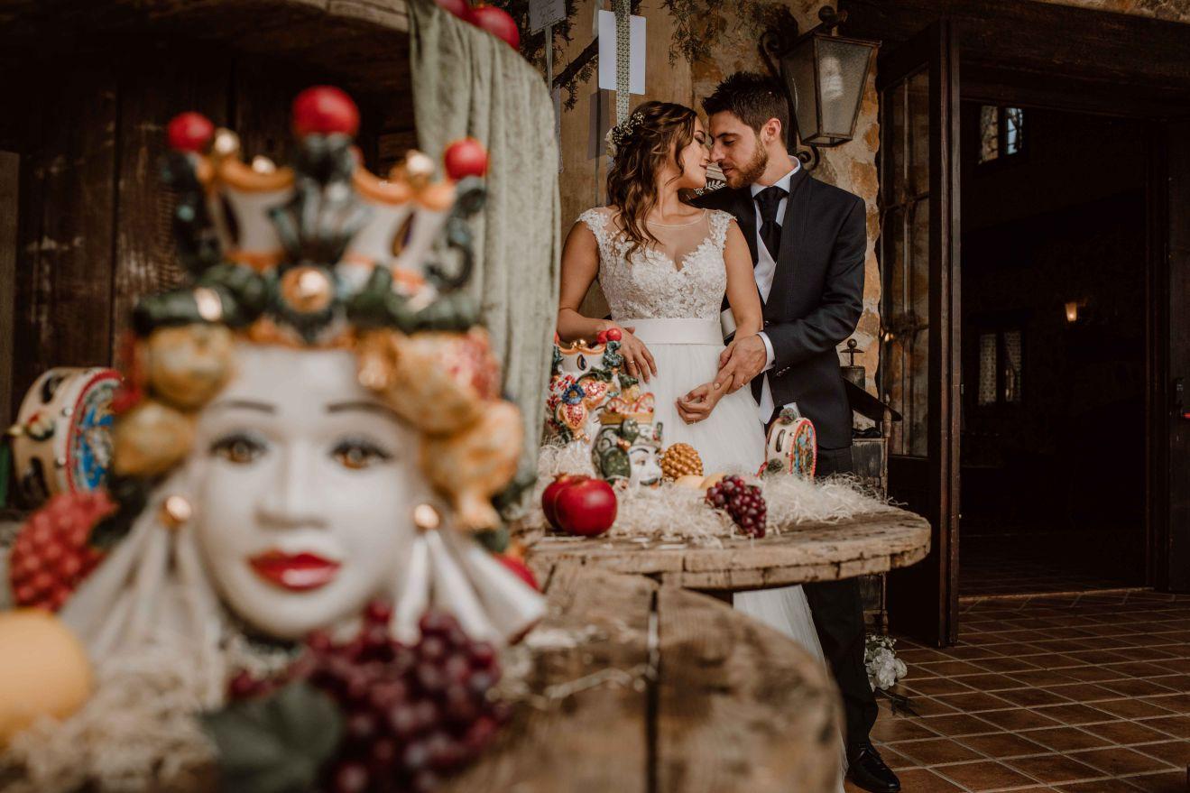 tableau de mariage sicilia