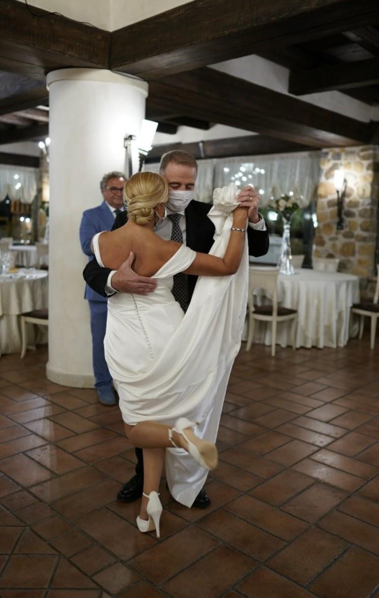 ballo sposi tango