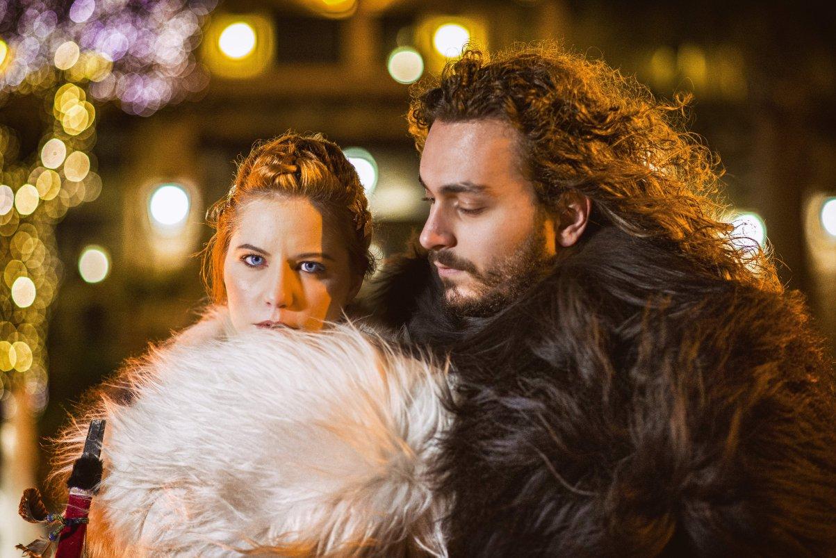 pellicce matrimonio invernale