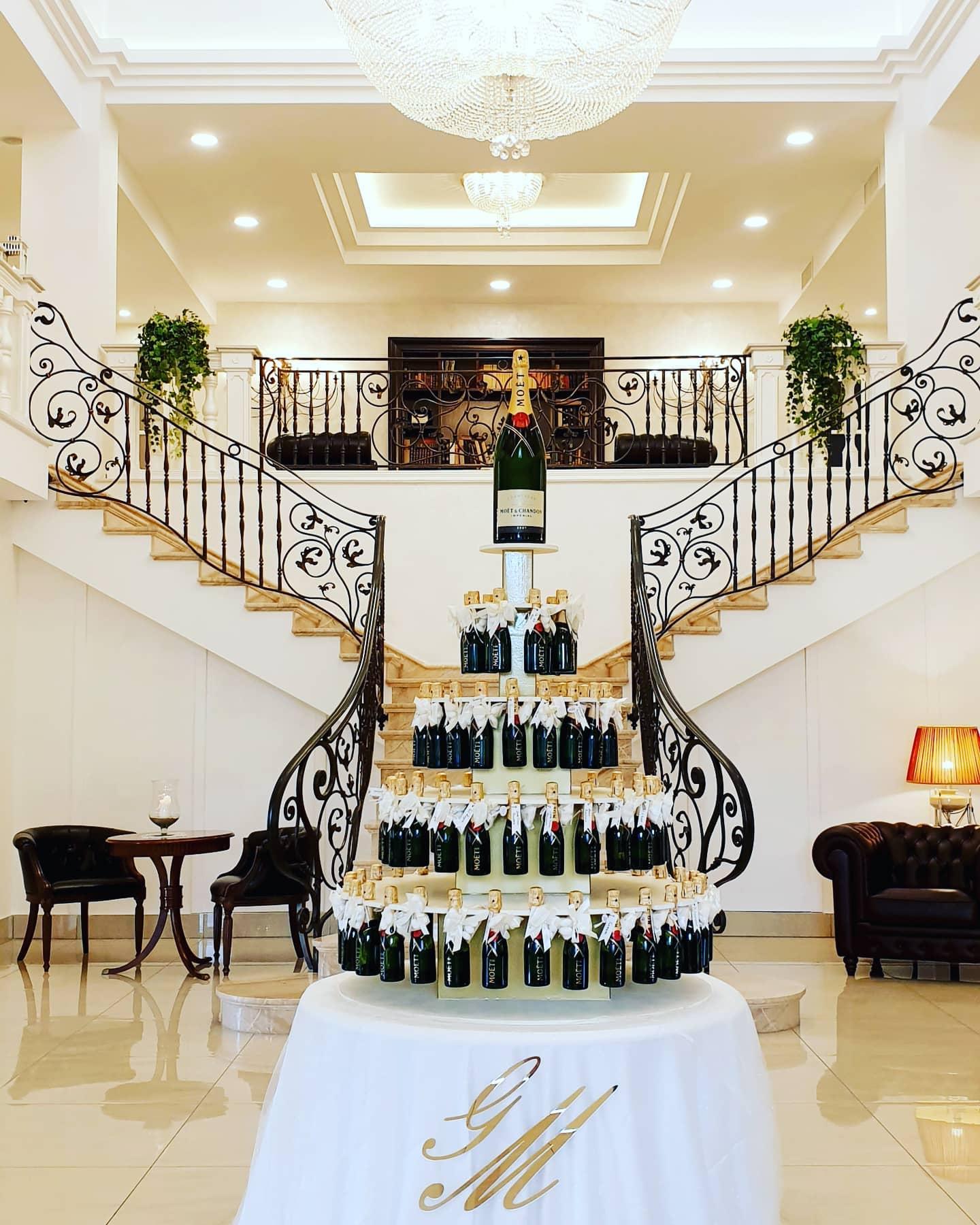 tableau tema champagne