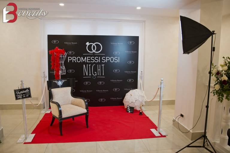 photobooth red carpet promessi sposi