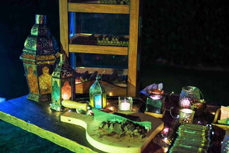 angolo cubano lanterne cioccolato