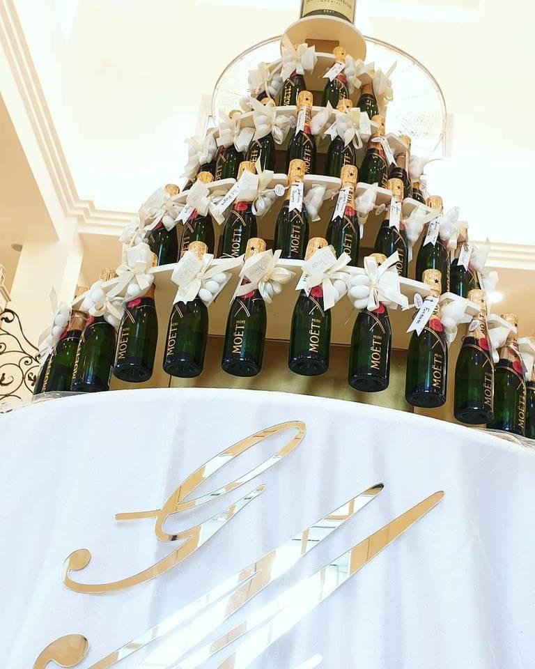 bottiglie bomboniere