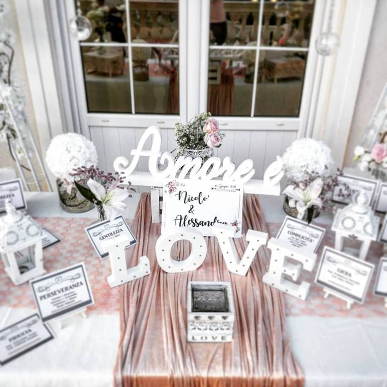 tableau de mariage tema amore