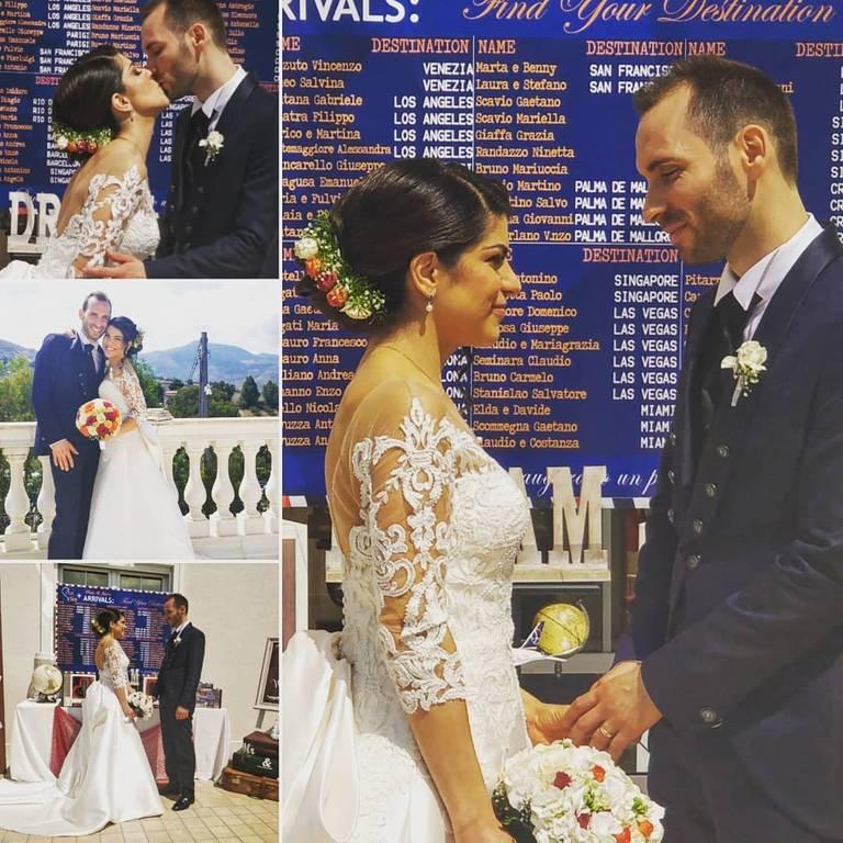 tableau de mariage viaggi destinazioni aereoporto