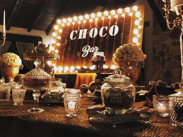 angolo cioccolato choco bar