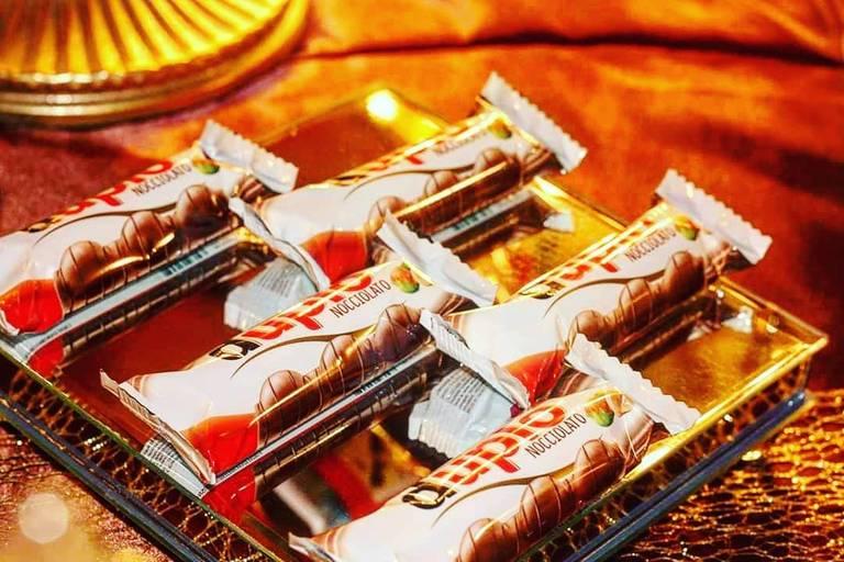 angolo cioccolato matrimonio duplo