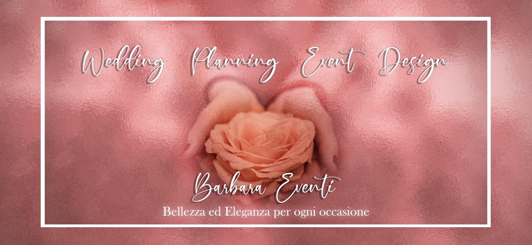Wedding Planner e Design Palermo Sicilia-Barbara Eventi